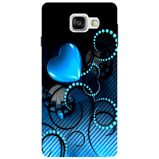 HIGH QUALITY PRINTED BACK CASE COVER FOR SAMSUNG GALAXY A9 2016 DESIGN ALPHA2035
