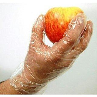 Disposable Gloves, 300 Pieces, Transparent