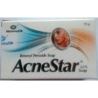 ACNESTAR SOAP(PACK OF 5)