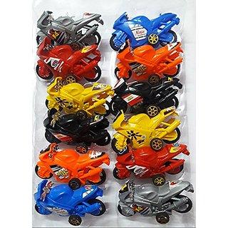 Chillz Toys Super Speed Bike Set for Kids 12 pcs set gift