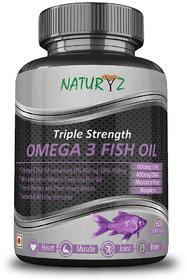 Naturyz Omega-3 Fish Oil 1400mg (EPA 600mg/DHA 400mg) T