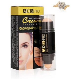 High coverage creamy concealer by A.D.S