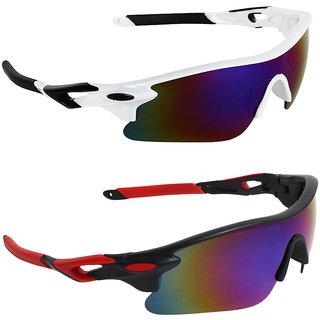 Zyaden Combo of Sport Sunglasses - COMBO-721