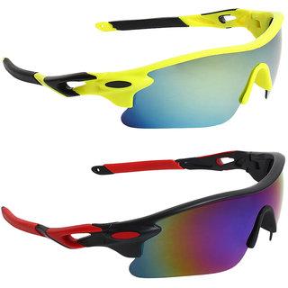 Zyaden Combo of Sport Sunglasses - COMBO-720