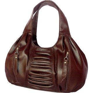 ALL DAY 365 Shoulder Bag  (Brown)