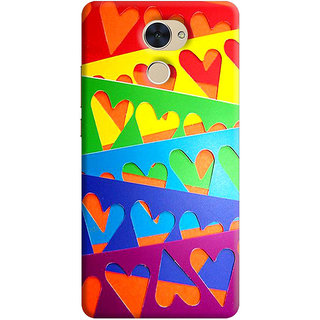 FurnishFantasy Back Cover for Huawei Enjoy 7 Plus - Design ID - 0338
