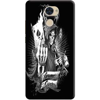 FurnishFantasy Back Cover for Huawei Enjoy 7 Plus - Design ID - 0464