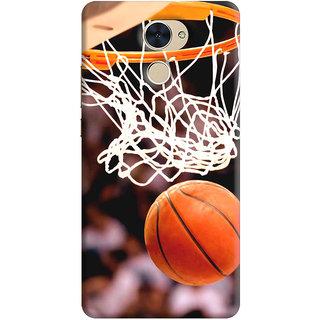 FurnishFantasy Back Cover for Huawei Enjoy 7 Plus - Design ID - 0449