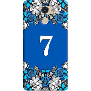 FurnishFantasy Back Cover for Huawei Enjoy 7 Plus - Design ID - 1396