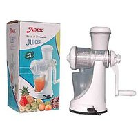 Apex Fruit & Vegetable Juicer Apex Fruit Juicer Wit Vacuum Base Juicer Extractor