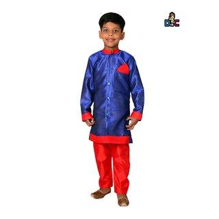 DC Sherwani Set For Boys