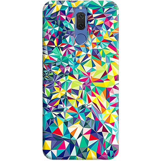 FurnishFantasy Back Cover for Huawei Honor 9i - Design ID - 0133