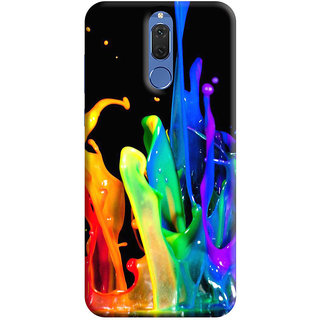 FurnishFantasy Back Cover for Huawei Honor 9i - Design ID - 0250
