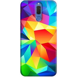 FurnishFantasy Back Cover for Huawei Honor 9i - Design ID - 0200