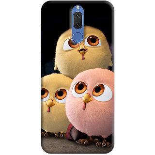 FurnishFantasy Back Cover for Huawei Honor 9i - Design ID - 0208