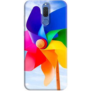 FurnishFantasy Back Cover for Huawei Honor 9i - Design ID - 0258
