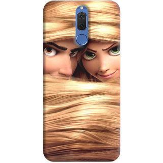 FurnishFantasy Back Cover for Huawei Honor 9i - Design ID - 0211