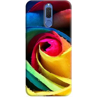 FurnishFantasy Back Cover for Huawei Honor 9i - Design ID - 0263
