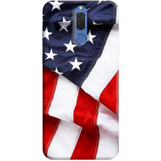 FurnishFantasy Back Cover for Huawei Honor 9i - Design ID - 0315
