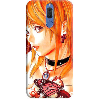 FurnishFantasy Back Cover for Huawei Honor 9i - Design ID - 0318