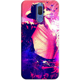 FurnishFantasy Back Cover for Huawei Honor 9i - Design ID - 0290