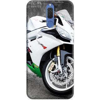 FurnishFantasy Back Cover for Huawei Honor 9i - Design ID - 0351