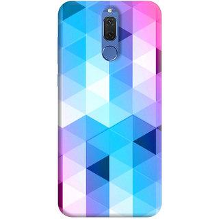 FurnishFantasy Back Cover for Huawei Honor 9i - Design ID - 0354