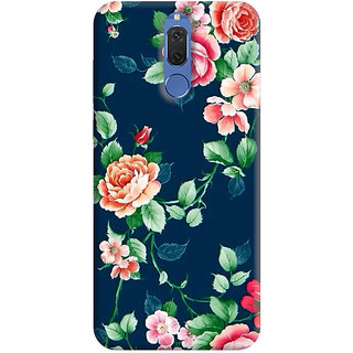 info for 09435 2db2a FurnishFantasy Back Cover for Huawei Honor 9i - Design ID - 1058