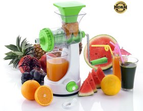 UNIX Healthy Fruit  Vegetable Hand Juicer With Stainless Steel Handle And Strong Vacuum