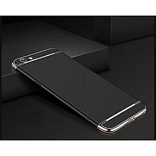 the best attitude dc2a2 4943f mobile back cover For Oppo A57 Royal Electroplated 3 in 1 Hybrid Back Cover  Case