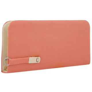 varsha fashion accessories women clutch 13 peach