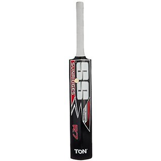 SS R-7 English Willow Catch Practice Bat Short Handle (Color may vary)