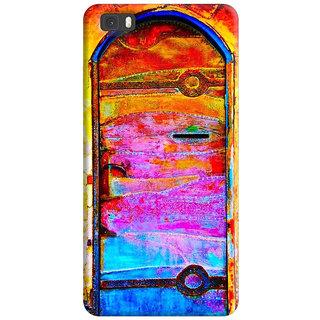 FurnishFantasy Back Cover for Huawei P8 Lite - Design ID - 0239