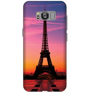 Printland Back Cover For SAMSUNG Galaxy S8