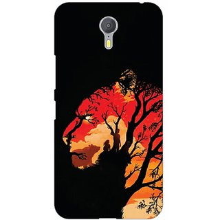 Printland Back Cover For Lenovo ZUK Z1