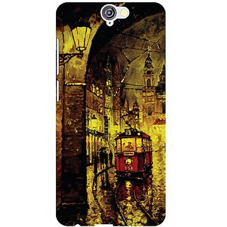 Printland Back Cover For HTC One A9