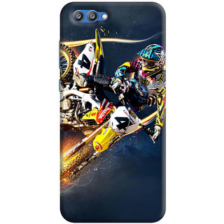 FurnishFantasy Back Cover for Huawei Honor View 10 - Design ID - 0600