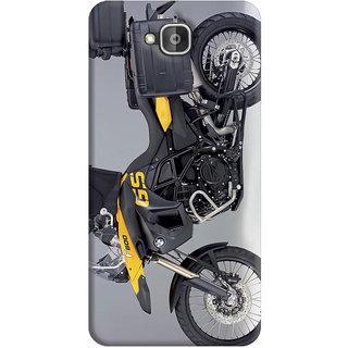 FurnishFantasy Back Cover for Huawei Enjoy 5 - Design ID - 0543