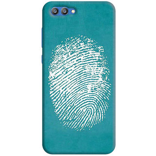 FurnishFantasy Back Cover for Huawei Honor View 10 - Design ID - 0927