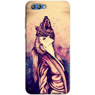 FurnishFantasy Back Cover for Huawei Honor View 10 - Design ID - 1043