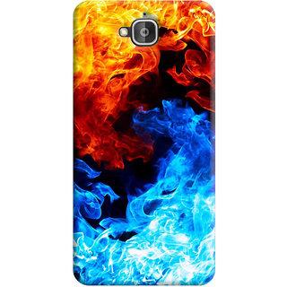 FurnishFantasy Back Cover for Huawei Enjoy 5 - Design ID - 0747
