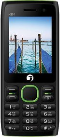 Jivi N201  (Dual Sim, 2.4 Inch Display, Selfie Camera,