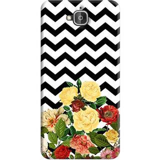 FurnishFantasy Back Cover for Huawei Enjoy 5 - Design ID - 1170