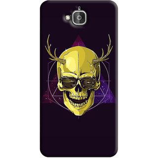 FurnishFantasy Back Cover for Huawei Enjoy 5 - Design ID - 1194