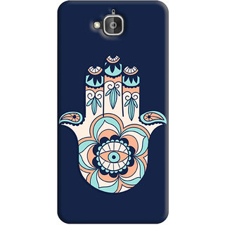 FurnishFantasy Back Cover for Huawei Enjoy 5 - Design ID - 1178