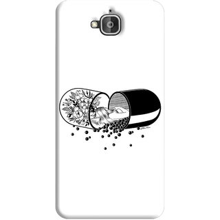 FurnishFantasy Back Cover for Huawei Enjoy 5 - Design ID - 1181