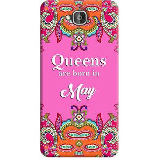 FurnishFantasy Back Cover for Huawei Enjoy 5 - Design ID - 1351