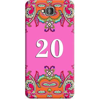 FurnishFantasy Back Cover for Huawei Enjoy 5 - Design ID - 1378