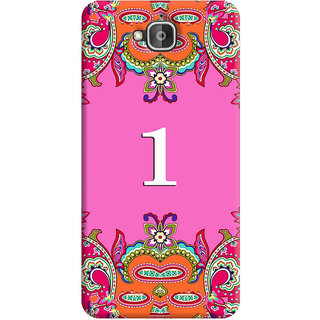 FurnishFantasy Back Cover for Huawei Enjoy 5 - Design ID - 1359