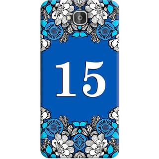 FurnishFantasy Back Cover for Huawei Enjoy 5 - Design ID - 1404